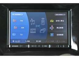 8型大画面ナビ&フルセグTV&CD・DVD再生&CD録音&SD再生&USB接続&Bluetooth接続&バックカメラ&分離型ETC車載器(セットアップ料込)&フロアマットを取り付け済みでお渡しです!