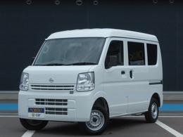 日産 NV100クリッパー 660 DX 運転席助手席エアバッグ