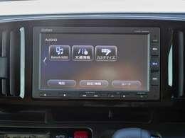 各種オーディオソースに対応しています。AM/FMチューナー CD/SD再生機能 Bluetoothオーディオ等