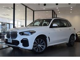BMW X5 xドライブ 35d Mスポーツ ドライビング ダイナミクス パッケージ 4WD 黒革エアサス20AWパノラマSRトップビュー