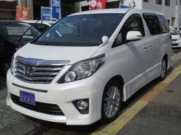 トヨタ アルファード 2.4 240S ナビ TV 後席M 両自動ドア 2年保証