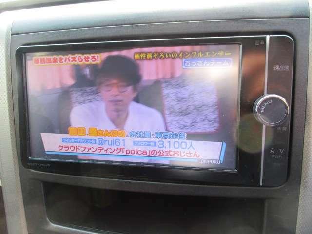 SDナビ TV Bカメラ付いています