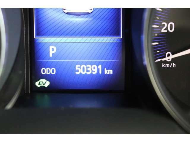 走行距離51,000キロ。これからまだまだ大活躍のお車です!