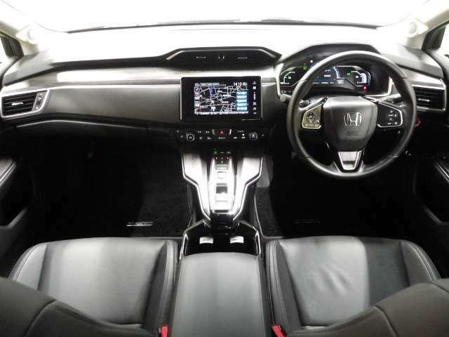 コックピットは運転操作がしやすい設計になっています♪                                            ホンダカーズ東京中央 北池袋店  03-3959-1155