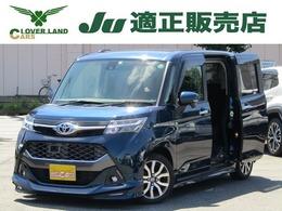 トヨタ タンク 1.0 カスタム G-T 9インチナビ/クルコン/モデリスタエアロ