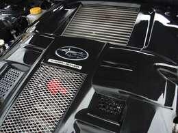 インタークーラーターボを持つ水平対向ボクサーエンジン。「トOタ」のお陰で(笑)エンジンマネジメントシステムが大幅に進化。パワーと燃費環境性能との両立を図った初めてのモデル。現在も好調です♪♪