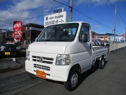 ホンダ アクティトラック 660 アタック 4WD パワステ/デフロック/タイヤ4本新品