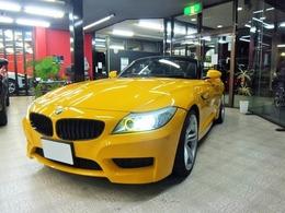 BMW Z4 sドライブ 23i Mスポーツパッケージ デザインピュアインパルス純正ナビ地デジ