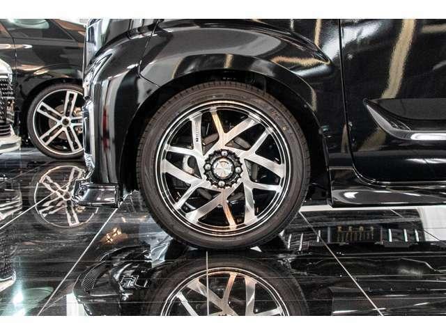 足回りはダウンサス・車高調キット・エアサスからお選び頂けます。TEIN製・RSR製・TANABE製・クスコ製・ACC製が基本セッティングとなりますが、他メーカーもご希望頂けます。