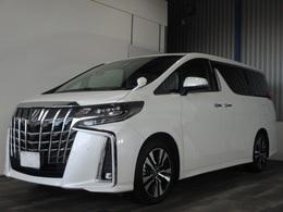 トヨタ アルファード 2.5 S Cパッケージ 社外11インチナビ セーフティセンス