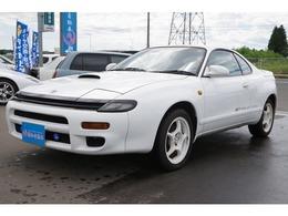 トヨタ セリカ 2.0 GT-FOUR 4WD MT AW オーディオ付 ETC AC