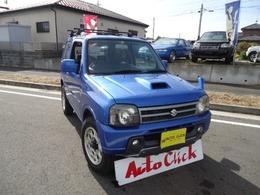 スズキ ジムニー 660 ワイルドウインド 4WD タイミングチェーン式