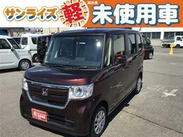 ホンダ N-BOX 660 G ホンダセンシング 4WD WEB商談可 届出済未使用車 4WD
