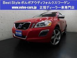 ボルボ XC60 T6RデザインAWDシティセーフティ 2011モデル/本革/純HDD/S&Bカメ/1オナ/保