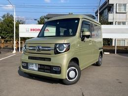 ホンダ N-VAN 660 +スタイル ファン ホンダセンシング 4WD