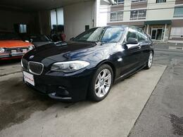 BMW 5シリーズ 523i Mスポーツパッケージ 純正HDDナビ ETC バックカメラ 純正AW