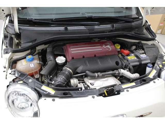 1.4Lエンジンで180馬力です!!