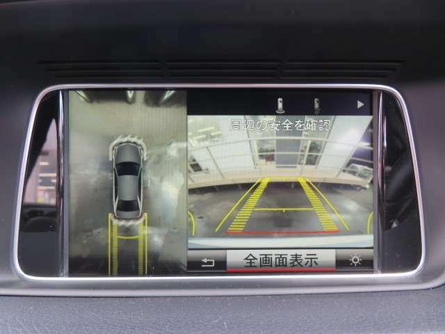 駐車時も安心☆全方位カメラ!