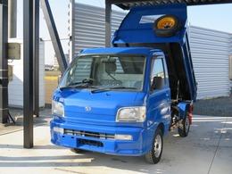 ダイハツ ハイゼットトラック 660 ローダンプ 3方開 4WD