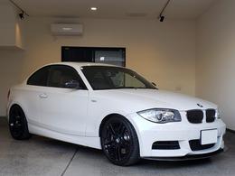 BMW 1シリーズクーペ 135i Mスポーツ ブラウン本革シート サンルーフ