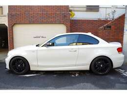 BMW 135iのモデルナンバーはE82です!