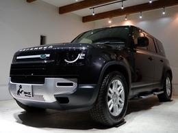 ランドローバー ディフェンダー 110 ローンチ エディション P300 4WD 正規ディーラー 150台限定車 禁煙1オ-ナ-