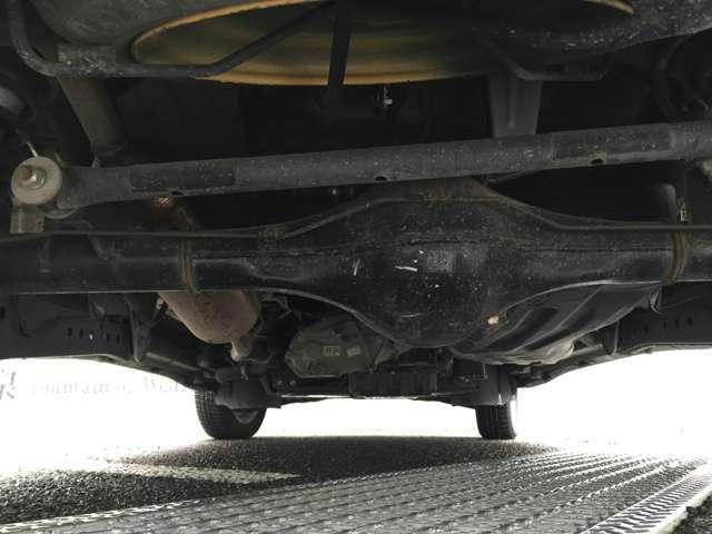 「下回り」 長く愛車に乗りたい方には防錆加工がおススメ!ご相談ください!
