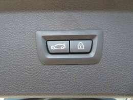 電動トランク完備!運転席スイッチからでも電動開閉出来ます。