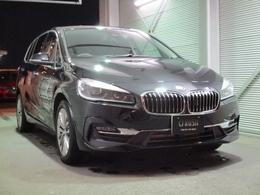 BMW 2シリーズグランツアラー 218d ラグジュアリー アドバンスドアクティブセーフティ ナビTV