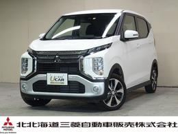 三菱 eKクロス 660 G 4WD メモリーナビ Bカメラ LEDヘッドライト