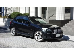 BMW X1 xドライブ 25i Mスポーツパッケージ 4WD HDDナビ フルセグTV Bカメラ ミラーETC