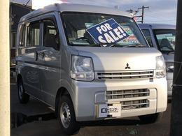 三菱 ミニキャブバン 660 M ハイルーフ 5AMT車 4WD 集中ドアロック エアコン エアバック