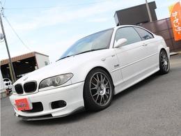 BMW 3シリーズクーペ 318Ci Mスポーツパッケージ サンルーフ 社外オーディオ