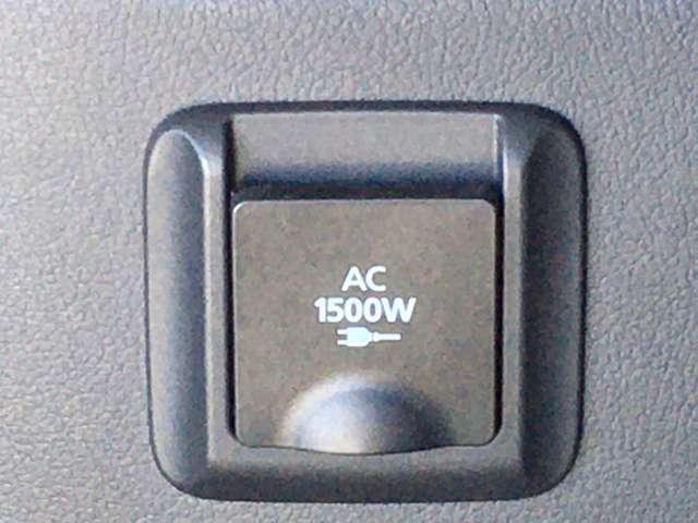 AC1500W(トランク内)