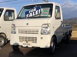 スズキ キャリイ 660 KC 3方開 4WD エアコン パワステ オートマ 軽トラック