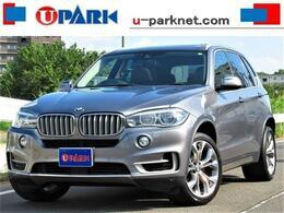 BMW X5 xドライブ 35d xライン 4WD セレクトpkg 茶革 SR ACC インテリS LED