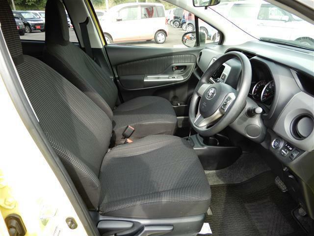 視界が良い運転席で小回りも利きますよ♪初心者にもオススメですね☆
