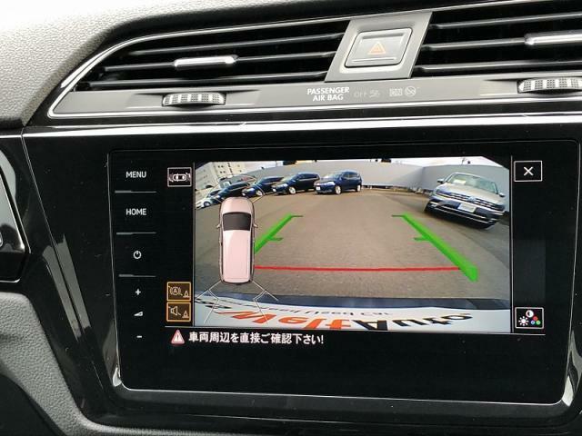 ☆リヤビューカメラも装備!車庫入れや縦列駐車の時、助かりますね♪