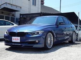 BMWアルピナ B3 ビターボ リムジン 純HDDナビTV 純正アルミ パワーシート