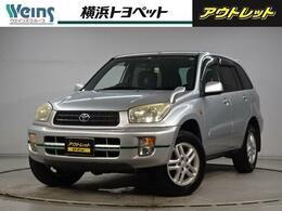 トヨタ RAV4 2.0 J X Gパッケージ 4WD CD付き