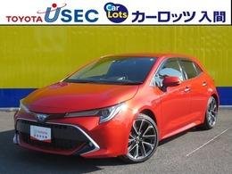トヨタ カローラスポーツ 1.8 ハイブリッド G Z 純正SDナビ ドラレコ ETC バックカメラ