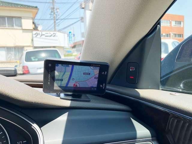 アウディサイドアシスト GPSレーダー