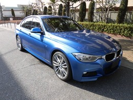 BMW 3シリーズ 320i Mスポーツ 6速MT OP19インチアルミ