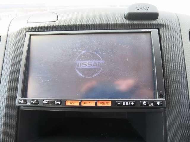 純正SDナビ+ワンセグTV+Bluetooth+CD