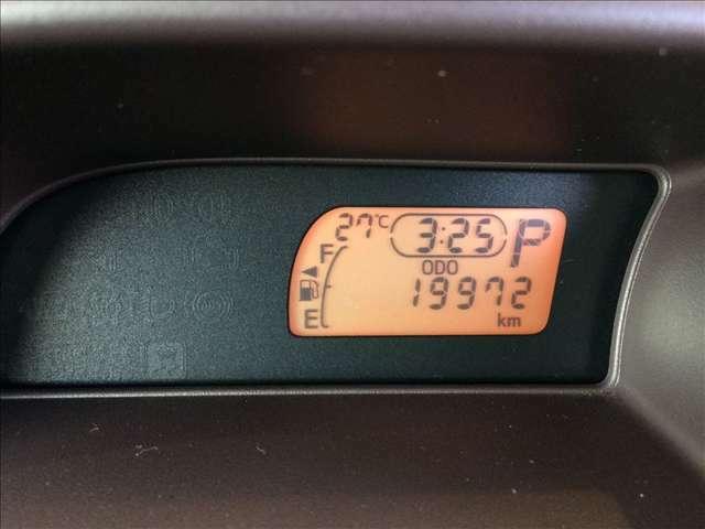 走行わずか19972kmです。まだまだ長くお使いいただけます★☆