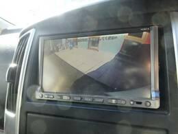 純正ナビ&バックカメラ搭載。バックカメラ搭載ですので駐車も楽々です。
