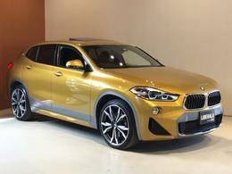 BMW X2 xドライブ20i MスポーツX 4WD サンルーフ ACC Pシート コンフォートPKG