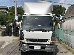 ドラッグフォイラー装備で背高車の搬送時も飛び石の心配を軽減してあります。