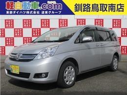 トヨタ アイシス 1.8 G 4WD