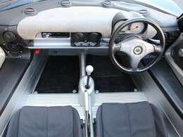 禁煙車両。長年Lotusに携わっているSANC.規定項目整備実施し、ご納車致します。